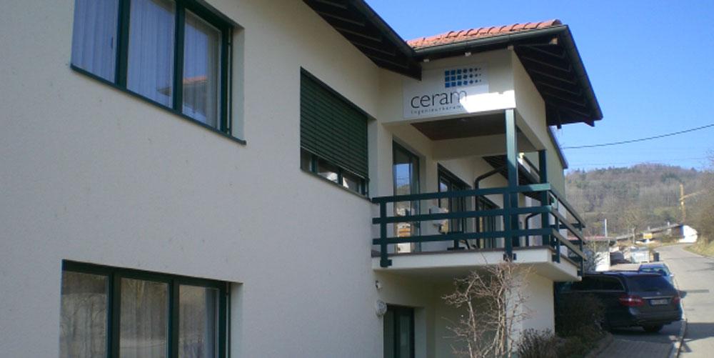 ceram Ingenieurkeramik Albbruck-Birndorf Gebäude